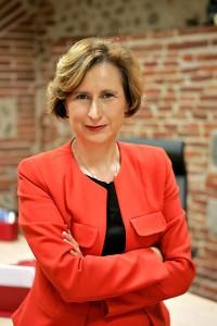Hermeline MALHERBE - PrŽsidente Conseil GŽnŽral des PyrŽnŽes Ori