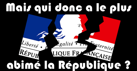 qui abime la republique
