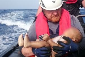 Photo diffusée par l'ONG. Christian Buettner/Eikon Nord GmbH Germany/Handout via REUTERS