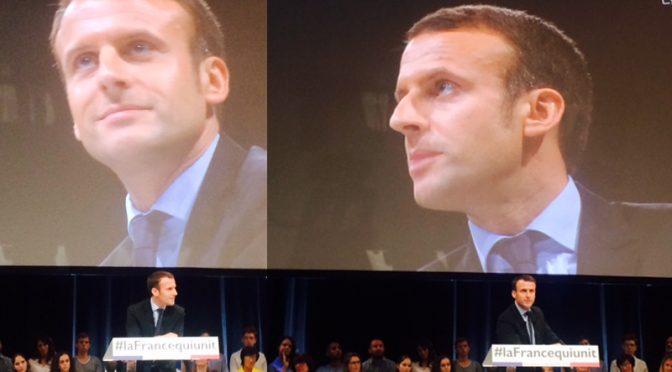 Papy Juppé ou jeunot Macron ?