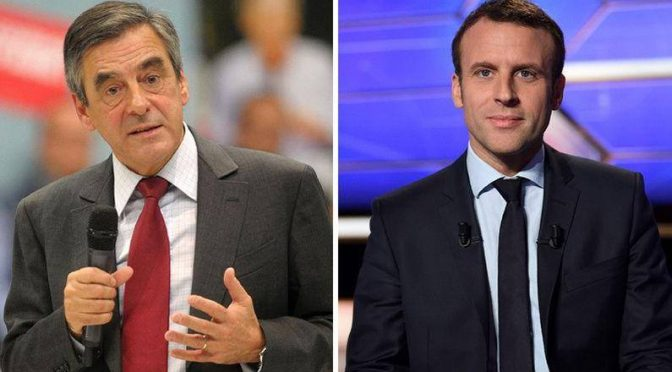 Et si le second tour opposait François Fillion et Emmanuel Macron ?