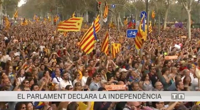 La force tranquille du peuple catalan : Mais jusqu'à quand ?